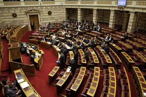 Υπερψηφίστηκε το νομοσχέδιο για την ανθρωπιστική κρίση