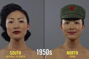 Εκατό χρόνια γυναικείας κορεάτικης ομορφιάς