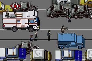 Το Walking Dead σε 8-bit