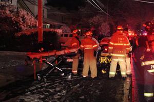 Επτά παιδιά κάηκαν ζωντανά από πυρκαγιά