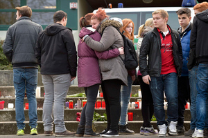 Οργή των συγγενών των θυμάτων της αεροπορικής τραγωδίας της Germanwings
