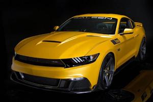 Μια Mustang 750 ίππων