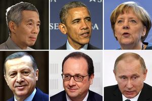 Τι μισθό παίρνουν οι μεγάλοι ηγέτες