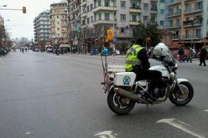 Κυκλοφοριακές ρυθμίσεις στη Θεσσαλονίκη σήμερα