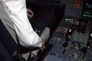 Προσομοίωση της δολοφονικής πτήσης της Germanwings