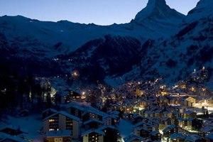 Τα δύο πιο γνωστά χειμερινά θέρετρα της Ελβετίας