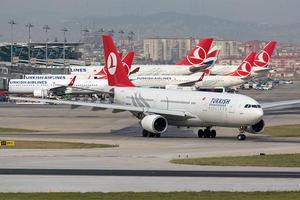 «Καθαρό» το αεροσκάφος της Turkish Airlines