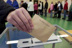 Μεγάλη αποχή περιμένουν στον δεύτερο γύρο των γαλλικών εκλογών