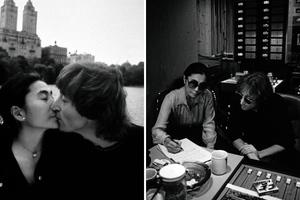 Σπάνιες φωτογραφίες των Τζον Λένον και Γιόκο Όνο πριν τη δολοφονία