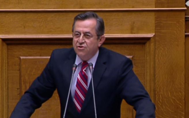 Νικολόπουλος: Η στιγμή της εμπέδωσης της τάξης και της νομιμότητας μετά από 27 χρόνια