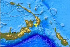 Ήρθη ο συναγερμός για τσουνάμι στην Παπούα Νέα Γουινέα