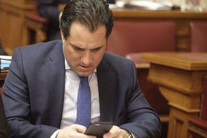 Γεωργιάδης: Ο Βαρουφάκης σήμερα ψήφισε «ναι» στο Μνημόνιο...