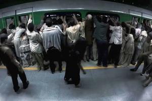 Έφοδος ζόμπι στο μετρό