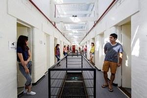Φυλακή του 19ου αιώνα μεταμορφώθηκε σε hostel