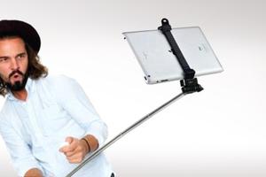 Selfie stick για… tablets