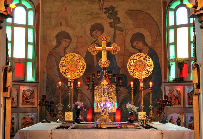 Αποτέλεσμα εικόνας για o ρόλος της ορθόδοξης εκκλησίας