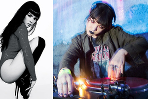 Η λατινοαμερικάνα DJ που μιξάρει με τον πιο σέξι τρόπο