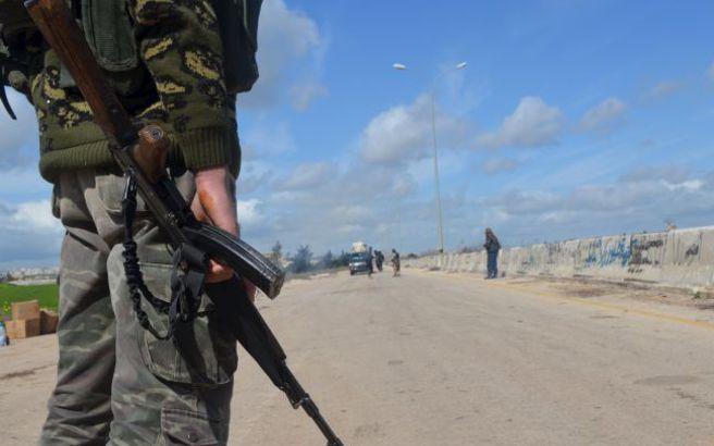 Τουρκική στρατιωτική φάλαγγα που εισήλθε στην Ιντλίμπ καταγγέλλει η Συρία