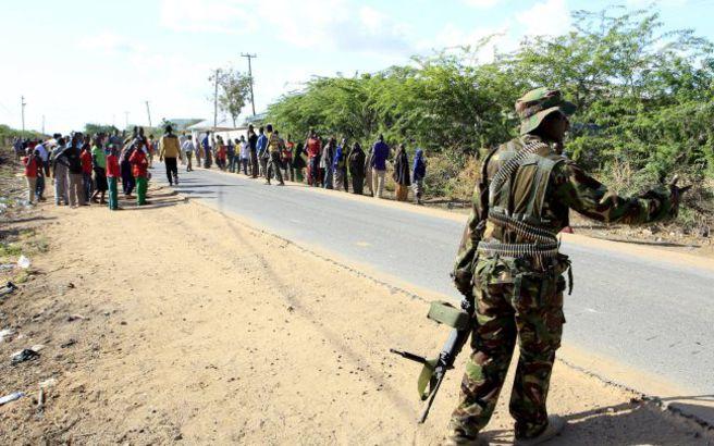 Μακελειό σε συνοικία του Ναϊρόμπι