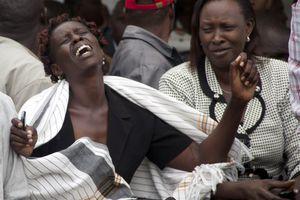 Κρύφτηκε σε ντουλάπα και σώθηκε από την σφαγή στη Κένυα