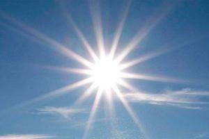 Ηλιοφάνεια με υψηλές θερμοκρασίες σήμερα στη χώρα