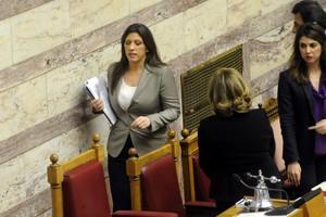 Η Κωνσταντοπούλου θα ελέγχει τι πουλάει το κυλικείο της Βουλής!