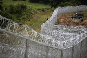 Φράχτης κατά των μεταναστών στη Βουλγαρία