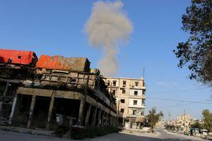 Νέες αεροπορικές επιδρομές σε Ιράκ και Συρία