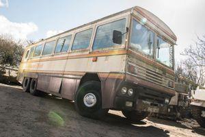 Πωλείται το λεωφορείο της προεκλογικής εκστρατείας της Θάτσερ