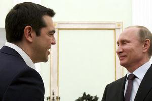 Με φόντο τον αγωγό και την τράπεζα BRICS το ραντεβού Τσίπρα-Πούτιν