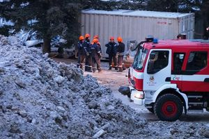 Κατέρρευσε παλιό ξενοδοχείο στη Βουλγαρία