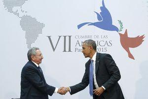 Τι είπαν στην ιστορική συνάντηση Ομπάμα και Κάστρο