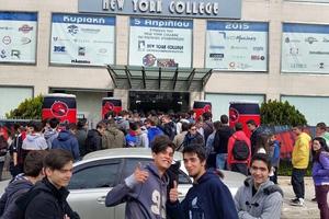 Διοργάνωση για την τεχνολογία και το gaming στο New York College