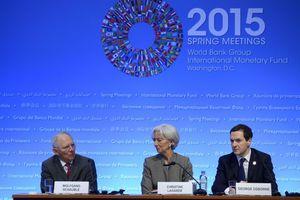 SOS για χρηματοπιστωτική αστάθεια θα εκπέμψει η G20