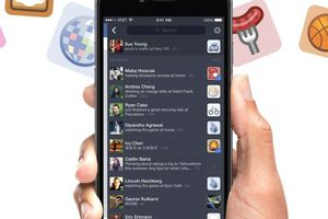 Νέος τρόπος δήλωσης κατάστασης στο Facebook