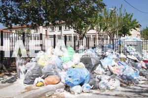 Για Δευτέρα αναβλήθηκε η αποκομιδή σκουπιδιών σε χωριά του Πύργου