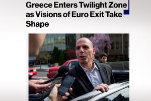 Bloomberg: Η Ελλάδα μπαίνει στη ζώνη του Λυκόφωτος