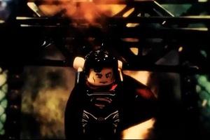 Batman εναντίον Superman σε lego εκδοχή
