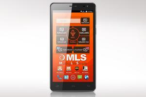 Το νέο smartphone MLS iQTalk Onyx «μιλάει» Ελληνικά