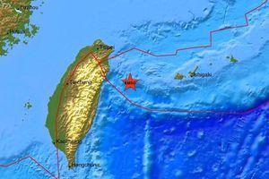 Σεισμός 6,8 Ρίχτερ ανατολικά της Ταϊβάν