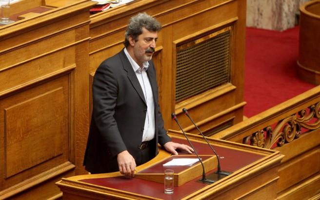 Επεισοδιακό κλείσιμο της συνεδρίασης με κόντρα Πολάκη - Γεωργιάδη - Λοβέρδου