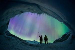 Μαγευτικές εικόνες από το Βόρειο Σέλας