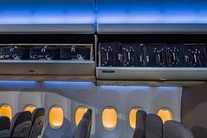 Μεγαλύτερο χώρο χειραποσκευών ετοιμάζει η Boeing