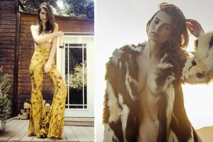 Η Emily Ratajkowski το έκανε πάλι το γυμνό θαύμα της