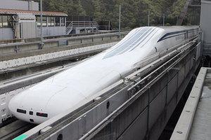Αυτό είναι το τραίνο-αστραπή