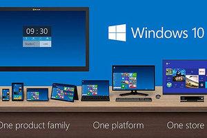 Τέλος Ιουλίου βγαίνουν τα Windows 10