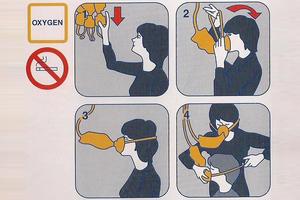 Από πού προέρχεται το οξυγόνο που περιέχουν οι μάσκες έκτακτης ανάγκης