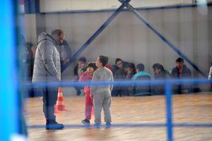 Εγκαταστάθηκαν οι πρώτες οικογένειες στο Φιλοξενείο Αιτούντων Άσυλο