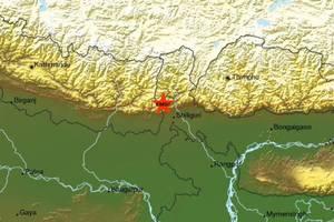 Σεισμός 5,1 βαθμών ταρακούνησε στην Ινδία