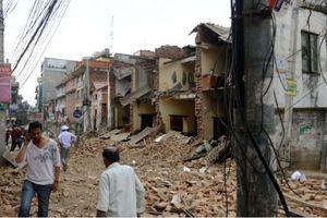 Ο σεισμός στο Νεπάλ... κόντυνε το Έβερεστ